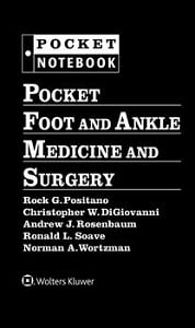 Pocket Foot and Ankle Medicine and Surgery book cover