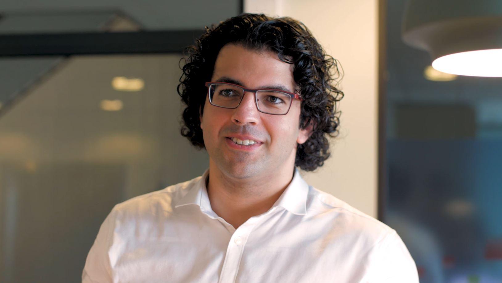 <p>Snapshot interview Reza Zeldenrust</p>